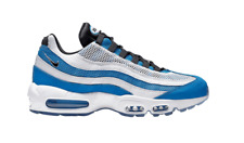 Nike Air Max 95 Essential Blue White Sneakers 749766-409 Men's Size 6
