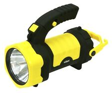 Rolson 2 In 1 3W Spot Light & COB Lantern 120 Lumens Multi Position Grip 61682
