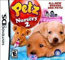 Petz Nursery 2 (Nintendo DS, 2010) NEW