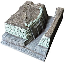HA2094 Hudon & Allen Studios German Coummunaction Trench section 54MM mint boxed