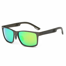 Polarized Mens Retro OutdoorAviator UV400 Sunglasses Eyewear Glasses Shades