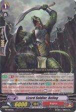 1x Cardfight!! Vanguard Lizard Soldier, Bellog - PR/0197EN - PR Near Mint
