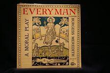 BURGESS MEREDITH: Everyman-A Moral Play-Dramatic Play on Still Sealed Vinyl LP
