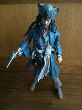 NECA 12 pollici Action figure Jack Sparrow Pirati dei Caraibi