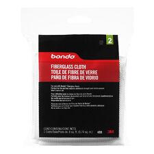 3M Bondo 499 FIBERGLASS CLOTH 8 SQ. FT. MARINE AUTOMOTIVE HOUSEHOLD REPAIR HQ