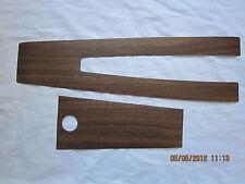 1970-72 skylark GS console wood grain trim kit