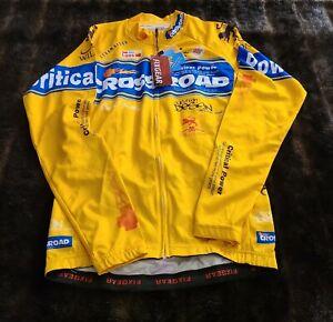 FIXGEAR Mens Medium Aero Fix Cycling Jersey Custom