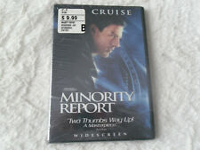 Minority Report: Tom Cruise (Dvd, 2002, 2-Disc Set, Widescreen) New & Sealed