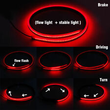 144 LED 39inch Red Tail Brake Stop Roofline Sign Light High Brake Rear Strip Bar