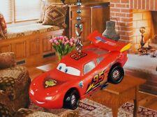 DISNEY PIXAR CARS Lightning McQueen Ceiling Fan Pull Light Lamp Chain K1039 B