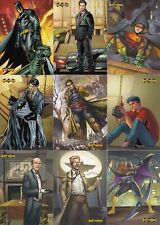 2012 DC Comics Batman The Legend Complete 63 Card Base Set