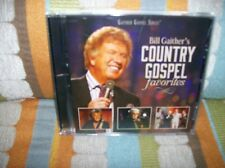 Bill Gaither's Country Gospel Favorites Very Good+ CD Ronnie Milsap Marty Stuart