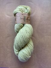 Plymouth Homestead Yarn! Color is Lime Green! Pretty and Soft!