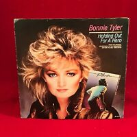 "BONNIE TYLER Holding Out For A Hero 1984 UK 7"" Vinyl Single EXCELLENT CONDIT"