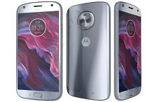 Motorola Moto X4 - XT1900-1 - Black/Blue - 32GB - GSM Unlocked - New
