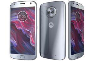 Motorola Moto X4 - XT1900-1 - Blue - 32GB - GSM Unlocked - New
