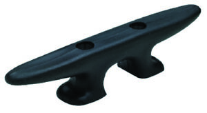 "Marine 4-1/2"" Black Cleat"