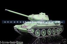 HengLong 1/16 Scale Russian T34-85 RTR RC Tank Model Basic Plastic Ver 3909-1