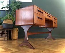 Vintage Mid Century G Plan Teak Desk Home Office Dressing Table Retro UK Del
