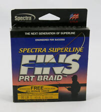 New listing Spectra Superline Fins Prt Braid Superline Test 50lbs - 150yds Nos