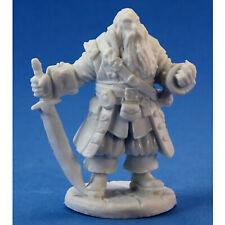 RPG Miniatures Reaper Minis Dark Heaven Bones: Barnabus Frost, Pirate Captain