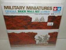 Tamiya No.35028 Military Miniatures Brick Wall Set 1 35