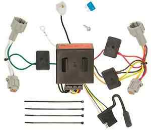 Trailer Wiring Harness Kit For 11-17 Nissan Quest All Styles Plug & Play T-One