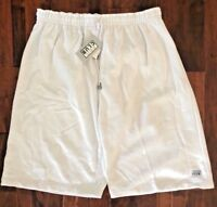 NEW Pro Club Heavy Weight Fleece Sweat Short     White     4XL & 5XL