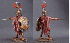 tin toy soldiers ELITE painted  54mm Fespiysky hoplite,