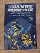 Rock Candy Mountain #1 color - VF+ - Image 25th Anniversary Blind Box - Starks