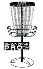 NEW MVP Discs Black Hole Pro HD Disc Golf Basket