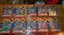 Power Rangers Dino Charge Super Drive Red Gold Graphite Silver Aqua Lot New