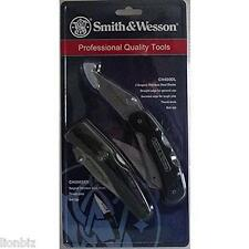 Smith & Wesson Knife Combo - Ch400dl and Ch008ser Folder Knife - # 70677
