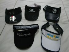 5 Hats IRONMAN Finisher + 3s + Honolulu Briefing + Hawaii + Under Armour Visors