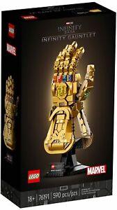 LEGO® Marvel Super Heroes™ - 76191 Infinity Handschuh + NEU & OVP +