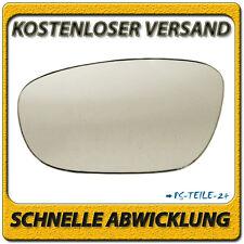 Außenspiegel Spiegelglas für CHRYSLER 300C 2004-2012 links Fahrerseite konvex