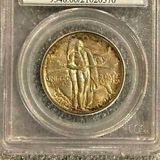 1938 Oregon Commemorative Half Dollar PCGS MS66  ~~ Incredible Detail~~