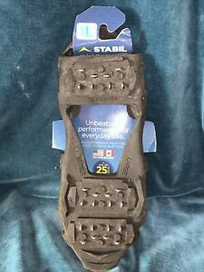 32north STABILicers Lite Size L Ice Cleats Men 10.5-13 Women 12-14 USA FREE SHIP