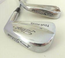 Titleist Tour Model 3 & 4-irons. S300 Stiff - EXC Condition, Free Post # 2165