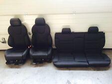 Audi S3 8L Recaro Ausstattung Stoff Sitze Innenausstattung