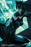Future State Catwoman #1 Artgerm Variant DC Comics 1st Print 2021 NM
