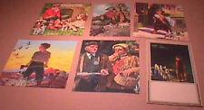 (7) Calendar Prints - 1930s - Boys Dogs, Fishing - Hintermeister, Sambrook,