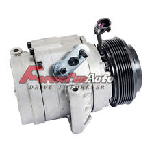 A/C Compressor For Ford Fusion 2006-2012 Mercury Milan 2006-2010 (SP17) 67669