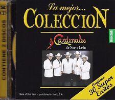 Los Cardenales de Nuevo Leon 30 Super Exitos 2CD New Nuevo Sealed