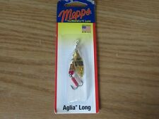 MEPPS AGLIA LONG AL1 G/GB 1/6 OZ TROUT SALMON SPINNER FISHING LURE