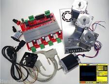 CNC Kit Electrónica de 4 Ejes driver Controller card Fresadora Router