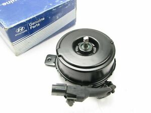 NEW - OEM 253862D000 Cooling Fan Motor For 2001-06 Hyundai Elantra 03-08 Tiburon