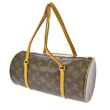 Authentic Louis Vuitton Papillon 30 Hand Bag Purse Monogram M51385 ts 13061