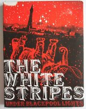 DVD THE WHITE STRIPES 2004 UNDER BLACKPOOL LIGHTS