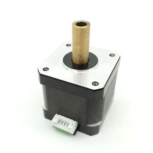 Nema17 Hollow Shaft Stepper Motor 6.2mm Bore Diameter  40mm Body Hollow Shaft